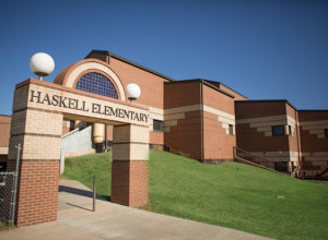 Picture of Charles Haskell Building
